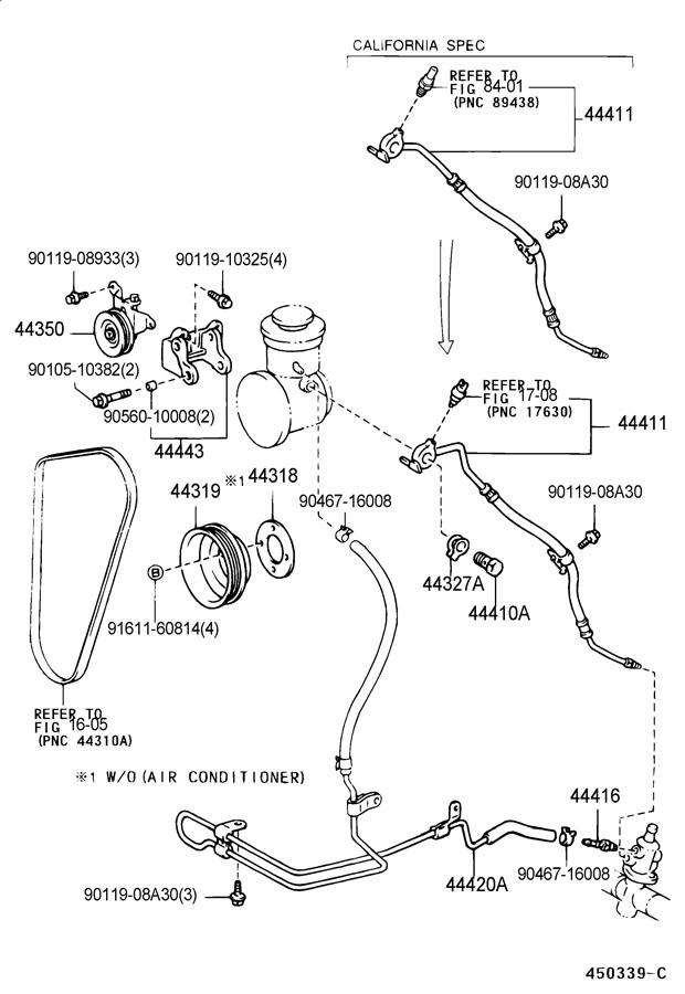 2002       Toyota       Tundra    Bracket  pump    Steering     4444334030      Toyota    Parts Direct  London ON