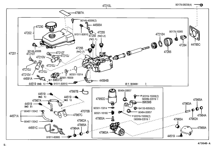 toyota 22re alternator diagram