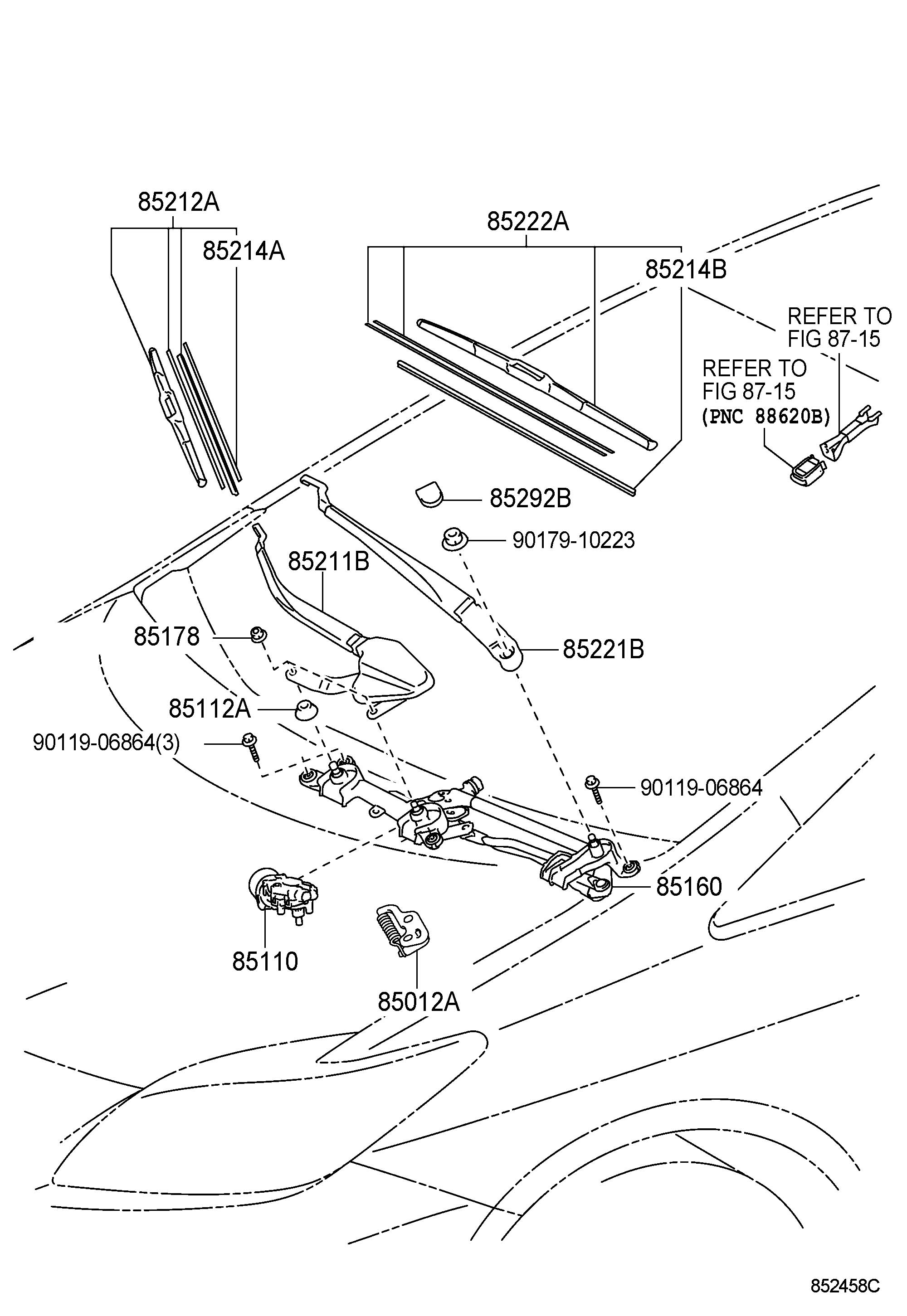 Vacuum Sensor Location 1996 Toyota Ta A on 96 f150 front suspension diagram